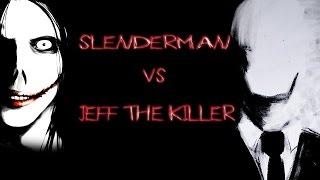 JEFF THE KILLER VS SLENDERMAN RAP | CONCURSO | ZARCORT Y CYCLO