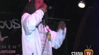 STADIA TV: Akil the MC Live in Hollywood