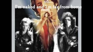 Queen - Save Me - Lyrics