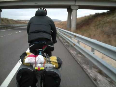 Cycle to Africa