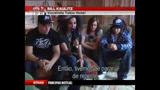 02 12 2007 - SIC Notícias: Reportagem Tokio Hotel