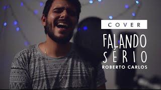 FALANDO SÉRIO - Roberto Carlos (Matheus Medeiros cover)