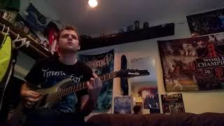 Dimmu Borgir - Interdimensional Summit chorus riff cover (NEW SONG 2018)