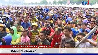 MB KEDAH: SANTAI ANAK UTARA (SAU) 2017 - DEKATI ANAK MUDA [8 OKT 2017]