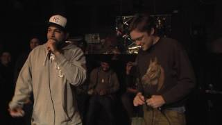 Carter Deems vs Jonny Storm - Freestyle Battle | OTT Chicago