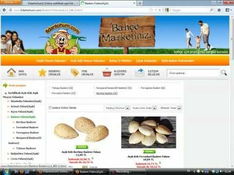 Online Badem Fidanı,Çeşitleri, Siparişi, Satışı Yetiştiriciliği, Fiyatları