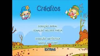 Créditos DVD Patati Patatá No Castelo da Fantasia (2007)