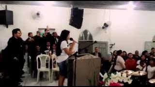 Adorarei - Fabiana Anastácio (Léia Beatriz/UJAD)