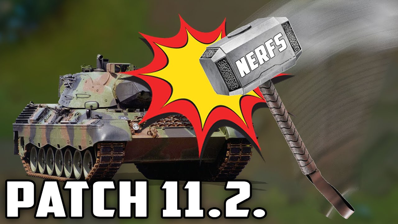 Maxim - Patch 11.2 Notes | Die Tank Nerfs kommen  [Deutsch]