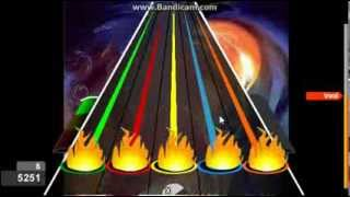 Dragon Ball Z Budokai Tenkaichi 2 (INTRO)-Guitar Flahs Custom