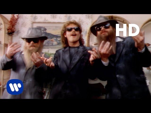 """Video oficial de """"Legs"""" de ZZ Top"""