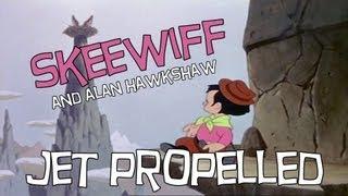 Skeewiff and Alan Hawkshaw - Jet Propelled
