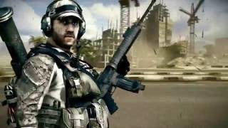 Battlefield 3 Clannad After Story Opening Parody