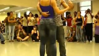 Anselmo Ralph Não Me Toca Albir y SaraKizomba dance