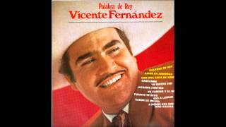 CANTANDO   Vicente Fernandez