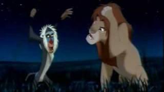 Il Re Leone - Il passato