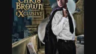 Chris Brown- Wall To Wall (WITH LYRICS)