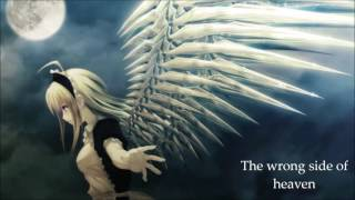 Nightcore - Wrong Side of Heaven (with lyrics)