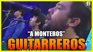 GUITARREROS A MONTEROS