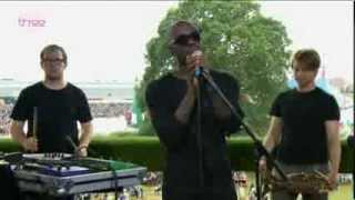 Ghostpoet - Cold Win at Reading Festival 2013
