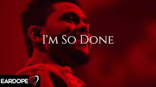 The Weeknd - I'm So Done (Official Audio)