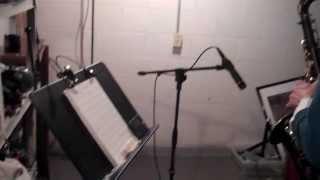 Borghi-Teager in the Studio, December '13