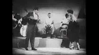 CAB CALLOWAY.  The Calloway Boogie.  1950's Live.  Jump Jazz at it's best!