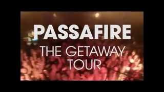 Passafire - The Getaway Tour - Fall 2015 - with Lionize & Backbeat Soundsystem
