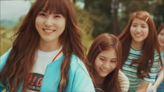 Gfriend(여자친구) - Navillera(너 그리고 나) Karaoke (Hangeul - Roman)
