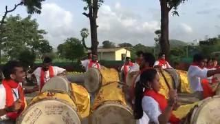 Indrajimi Jambhapar | Naadsphurti Dhol Tasha Pathak