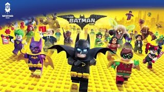 OFFICIAL: INVINCIBLE - Kirsten Arian - The Lego Batman Soundtrack