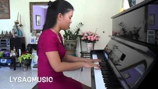 So Close Piano Cover - Jon McLaughlin (OST Enchanted) by LYSAGMSUSIC