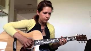 Down by the Sally Gardens (Acoustic) Cover Emi Fujita