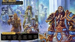 The Lore of Titans & Old Gods [Part 1/3] width=