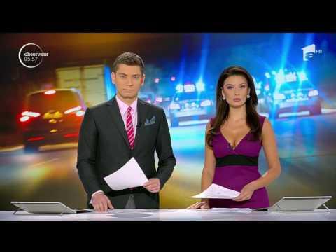 Observator TV 15/02/2016 - Ştirile zilei