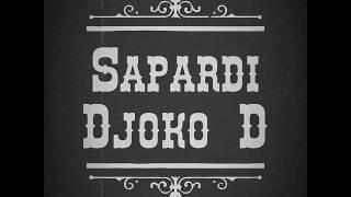 Cover Sapardi Djoko-Aku Ingin