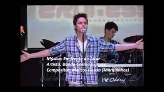 BANDA COSMO EXPRESS -EM FRENTE AO ALTAR