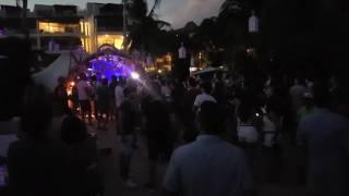 Tom Trago dropping Fatima Yamaha - Love Invaders + Sunset @ Canibal Royal, BPM festival 2017