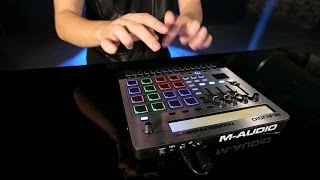 M-Audio Trigger Finger Pro w/ Carl Rag - Complete with Toolroom Artist Launch Packs