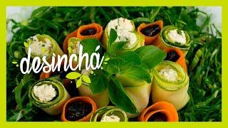 Receita de Salada Ninho | #desinchef #desincha #saudavel