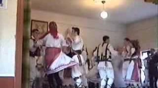 Dansatorii din Sintesti - Dans de pe Valea Muresului.flv