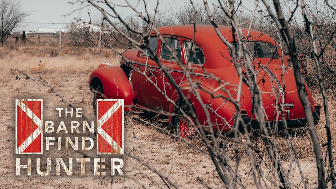 Barn Find Hunter: The cars are still out there