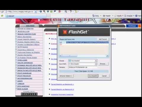 www megep meb gov tr nasıl açılır . SELMAN HOCA