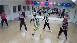 """Firehouse"" (ZIN 66) - Zumba Fitness Choreography"