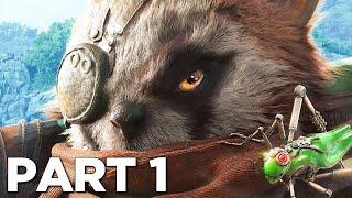 BIOMUTANT Walkthrough Gameplay Part 1 - INTRO (FULL GAME)