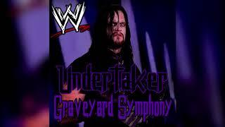 WWE: Graveyard Symphony [Custom Edit Shorter Version] (The Undertaker) + AE (Arena Effect)