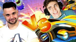 Parliamo con Favij mentre si gioca a Rocket League