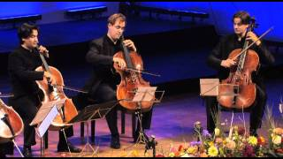"""""""the swan"""" for 5 cellos beautiful arrangement"""