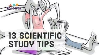 13 Study Tips