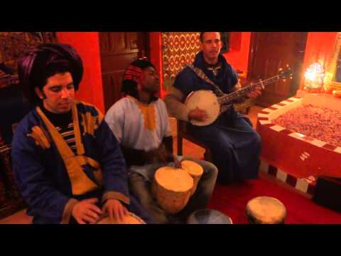New Year Party Morocco 2012-2013 – Hotel Dar Rita in Ouarzazate – part 1